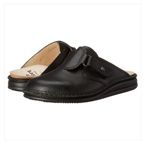 Finn Comfort Leather Mules Size 39 (8- 8.5)